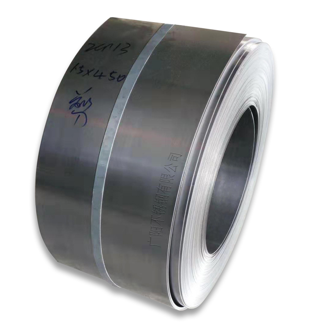420 stainless steel 2CR13 cold rolled strip steel martensitic stainless iron tool production blade s