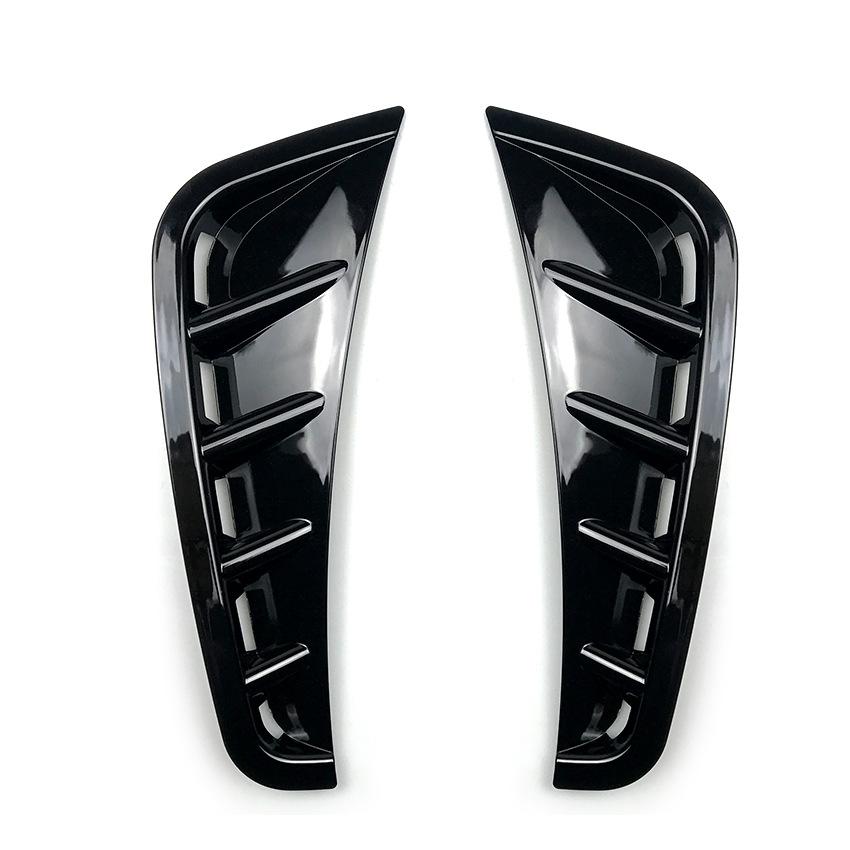Cardimanson Đề can xe hơi Suitable for Mercedes-Benz C-Class 2019+ W205 C180L C260L front bumper air