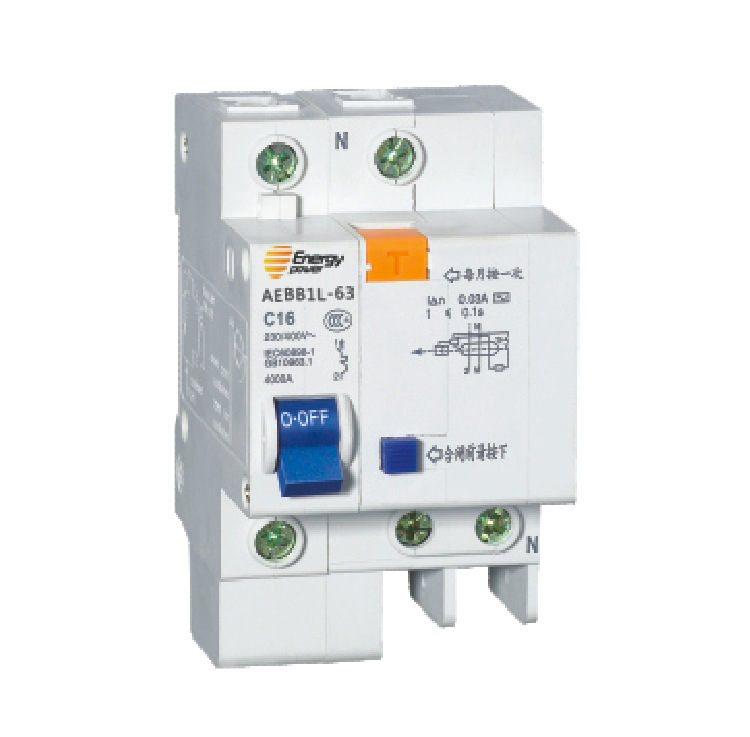 Factory direct circuit breaker miniature high-division low-voltage electrical terminal power distrib