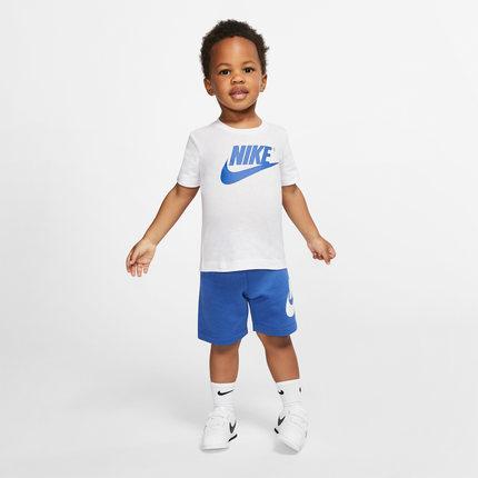 Nike Đồ Suits trẻ em  Nike Official SPORTSWEAR ALUMNI 2-PIECE Baby Set Summer CK4005