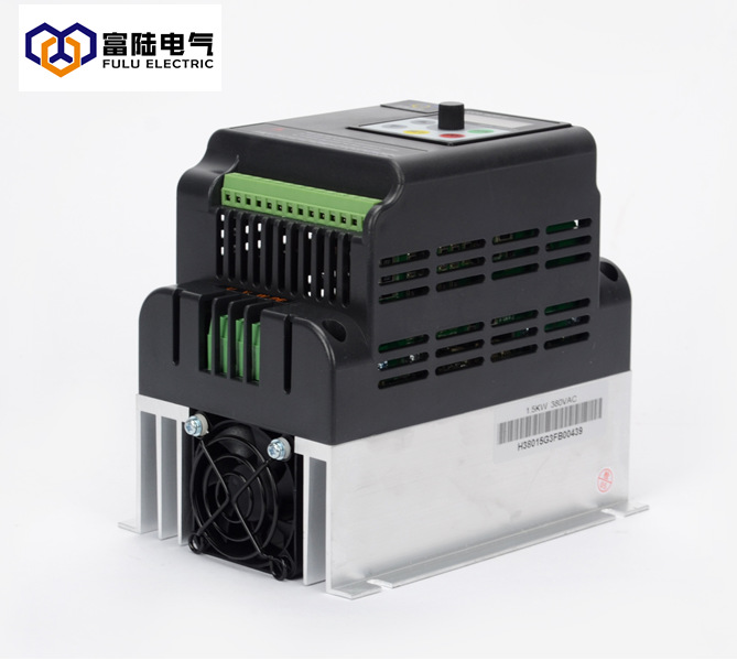 Factory direct sales frequency converter FL-J2-3KW 380V three-phase motor speed controller fan water