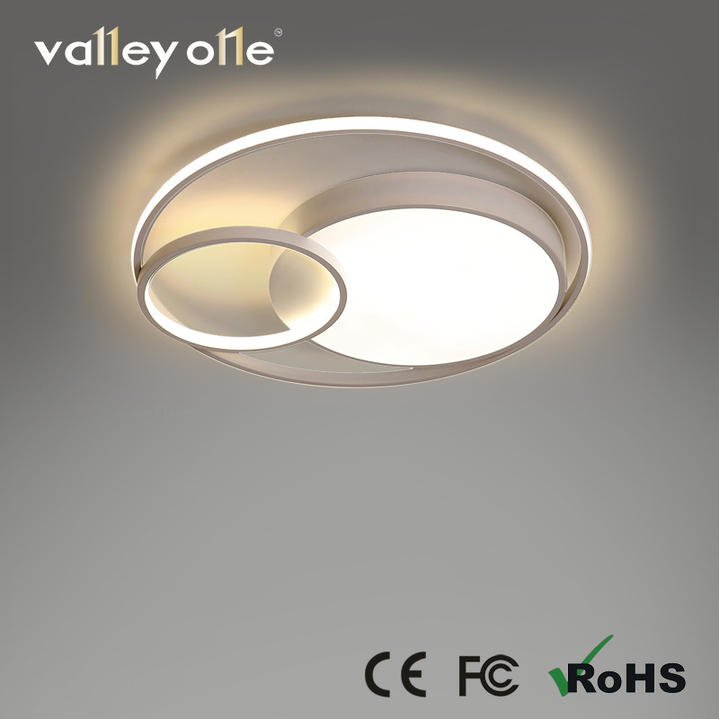 Nordic ceiling lamp led new bedroom lamp modern simple light luxury creative warm romantic master be