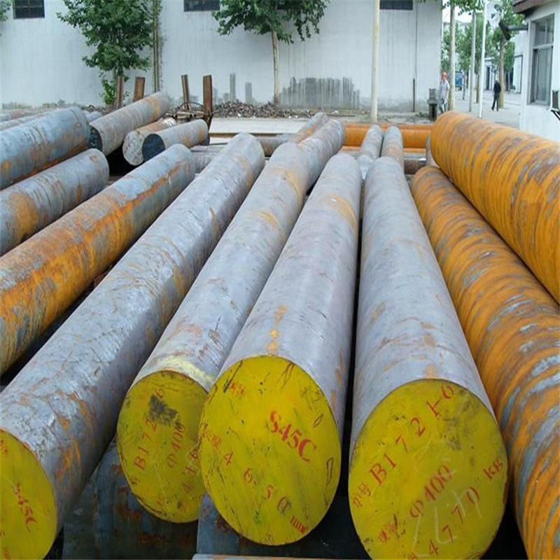 Round steel q235b hot-rolled general round, Shandong Liaocheng spot supply general round