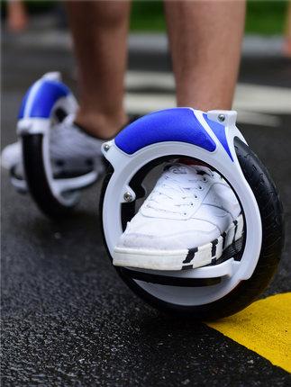 Xe một bánh tự cân bằng  Lowe X12 Hot Wheels Bơm hơi PU Mute Split Track Trượt patin Hotwheel Du lịc