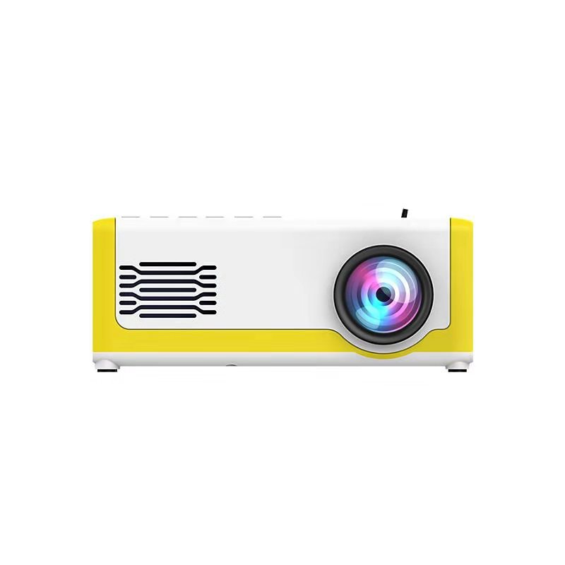 Factory direct sales projector children M1VS yg300 wireless entertainment mobile phone home min port