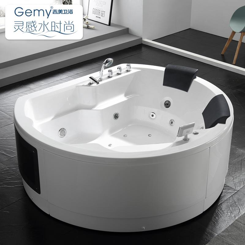 Bồn tắm Acrylic loại thông minh cho Căn hộ khách sạn