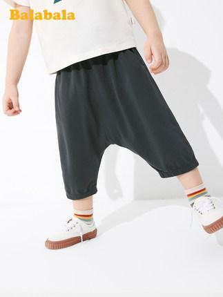 Barabara Quần trẻ em  quần short trẻ em quần bé trai quần áo 2020 quần áo mùa hè mới quần nước ngoài