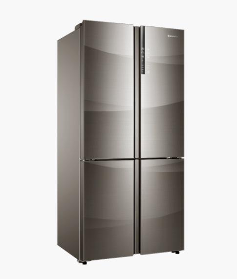 Tủ lạnh kháng khuẩn kim loại BCD-651WDCHU1 /Haier Casarte 651 lít