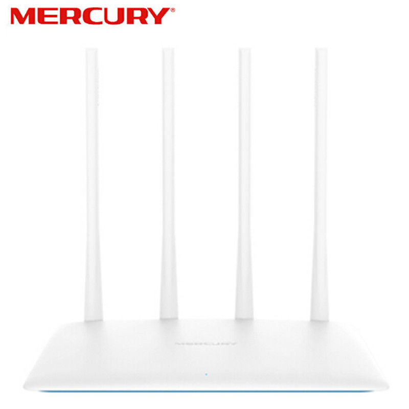 Mercury D12G Gigabit port wireless router home through the wall king dual-frequency 5G high-speed wi