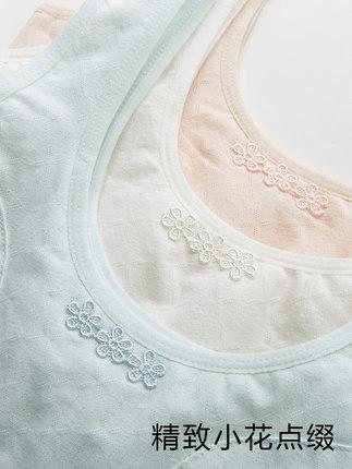 Áo ba lỗ  / Áo hai dây trẻ em  Đồ lót nữ, áo khoác phát triển cho bé gái, bé gái lớn, học sinh tiểu