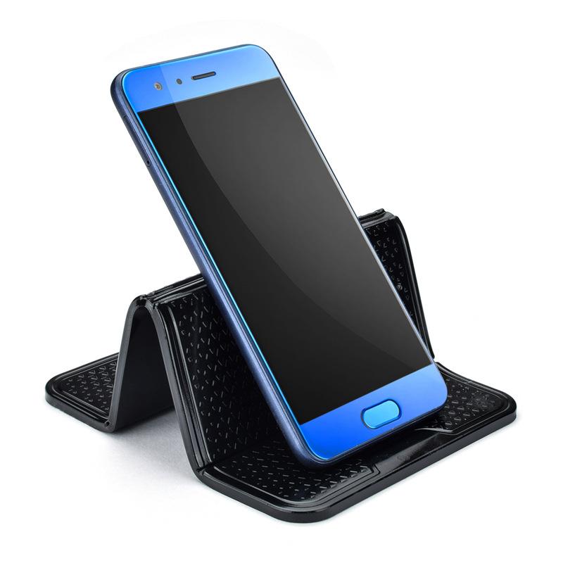 Đệm chống trơn Đa chức năng trang trí xe chống trượt pad sáng tạo gấp điện thoại di động khung xe đi