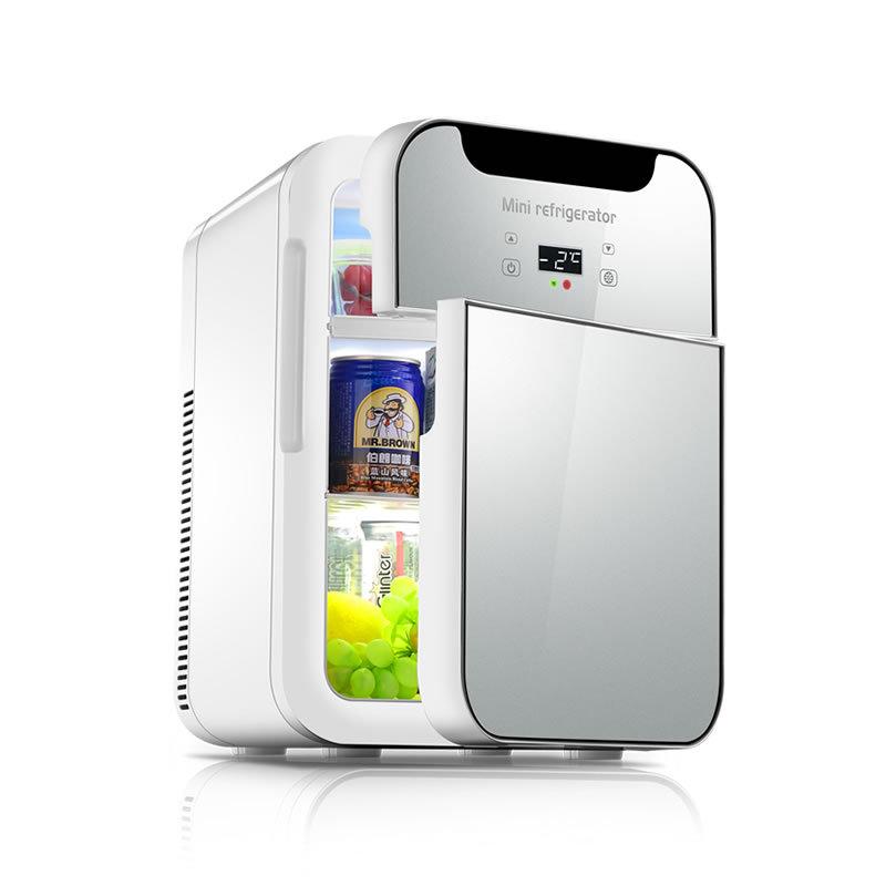 MUSIBAO tủ lạnh xe hơi tủ lạnh đa mẫu xe ô tô gia đình tủ lạnh mini sử dụng kép