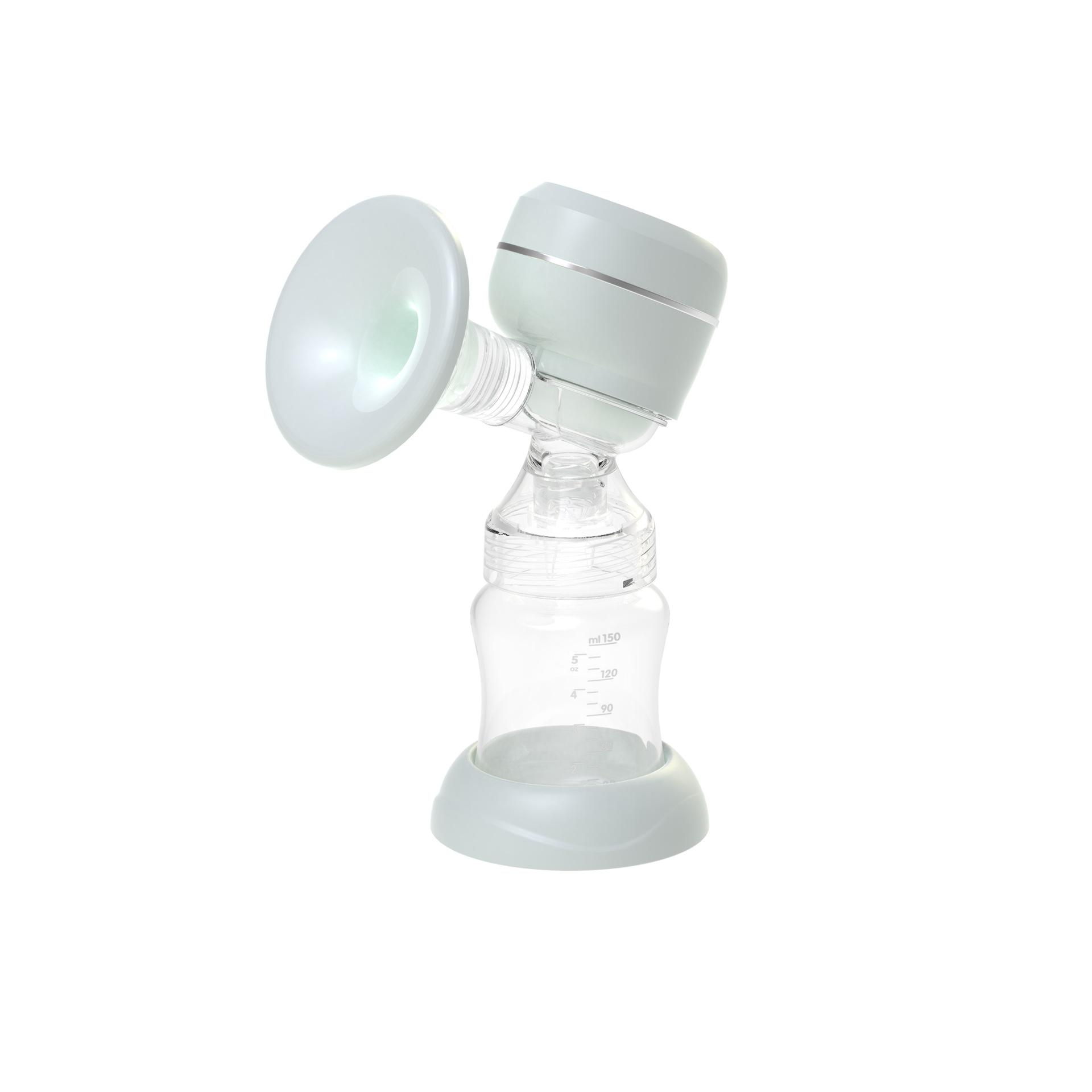 KEBAO Bình hút sữa Máy hút sữa bằng điện tích hợp máy hút sữa Máy hút sữa bằng sữa