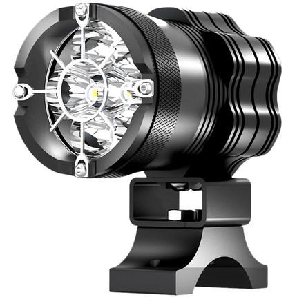 Đèn xe  Đèn xe máy nhấp nháy, một cặp vỉa hè siêu sáng led chói không thấm nước sửa đổi đèn pha bên