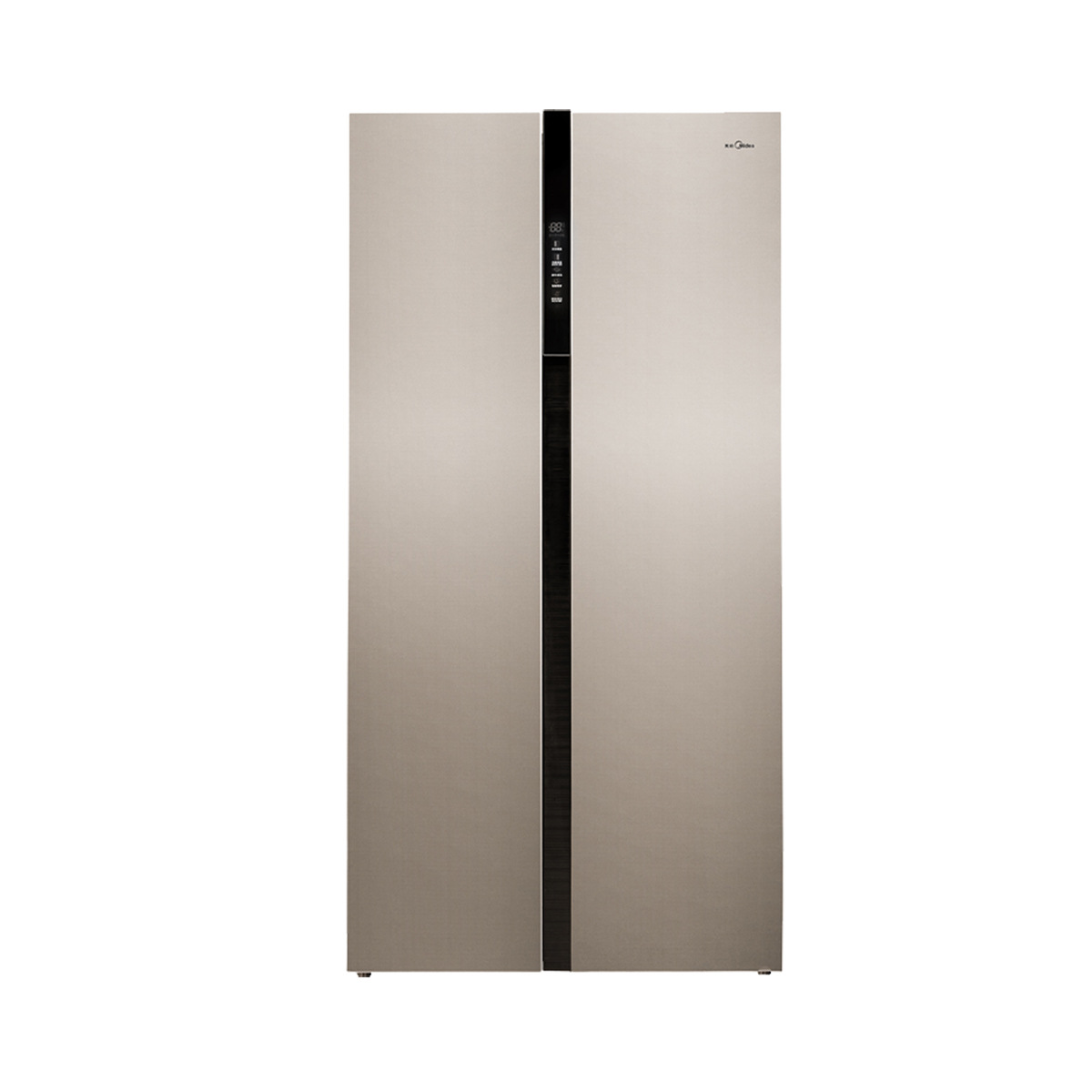 Midea BCD-535WKZM(E) double door refrigerator double door air-cooled and frost-free smart