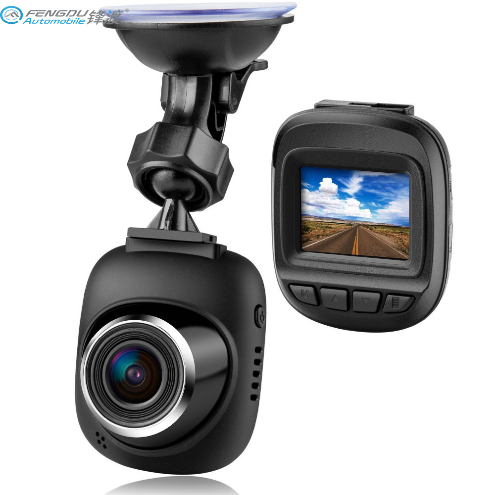 Camera lộ trình 1.5inch Novatek 96223 mini dash cam ghi mini lái xe