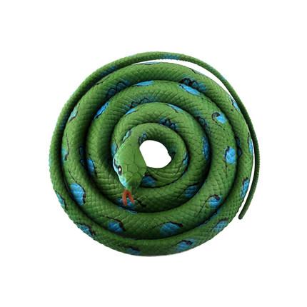 Bộ đồ chơi rút gỗ   Chơi với đồ chơi trẻ em Mole rắn mô phỏng rắn đồ chơi 125cm giả mềm rắn đáng sợ