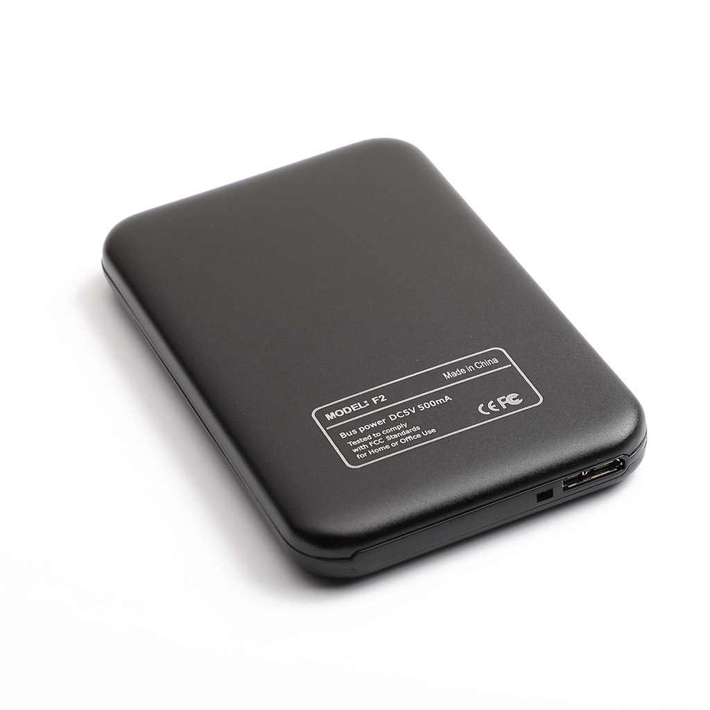 Mobile hard disk hot sale high speed USB3.0 500 1T 2T