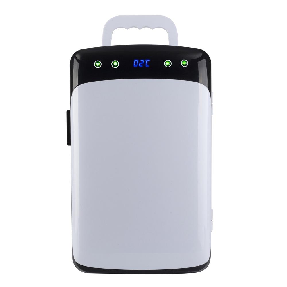 tủ lạnh xe hơi Tủ lạnh 12L Xe hơi Tủ lạnh mini Tủ lạnh gia dụng nhỏ Hộp làm mát và sưởi ấm