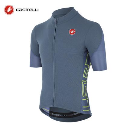 castelli Trang phục xe đạp  Scorpion castelli20 nam mới mùa hè cưỡi quần áo ngắn tay chuyên nghiệp c