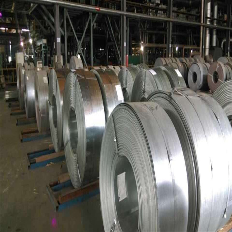 Industrial environmental protection galvanized steel strip Q235  cold rolled construction galvanized