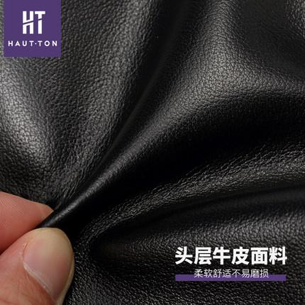 Túi xách da cao cấp đeo vai xu hướng thời trang cho nam .