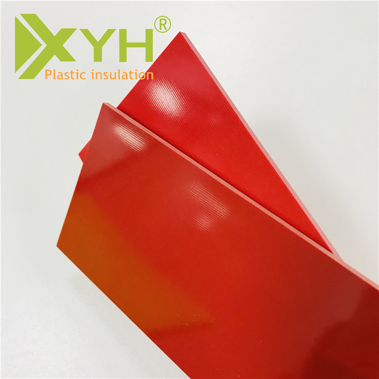 XIONGYIHUA Color customized epoxy board G10 red insulation board heat insulation wear-resistant mate