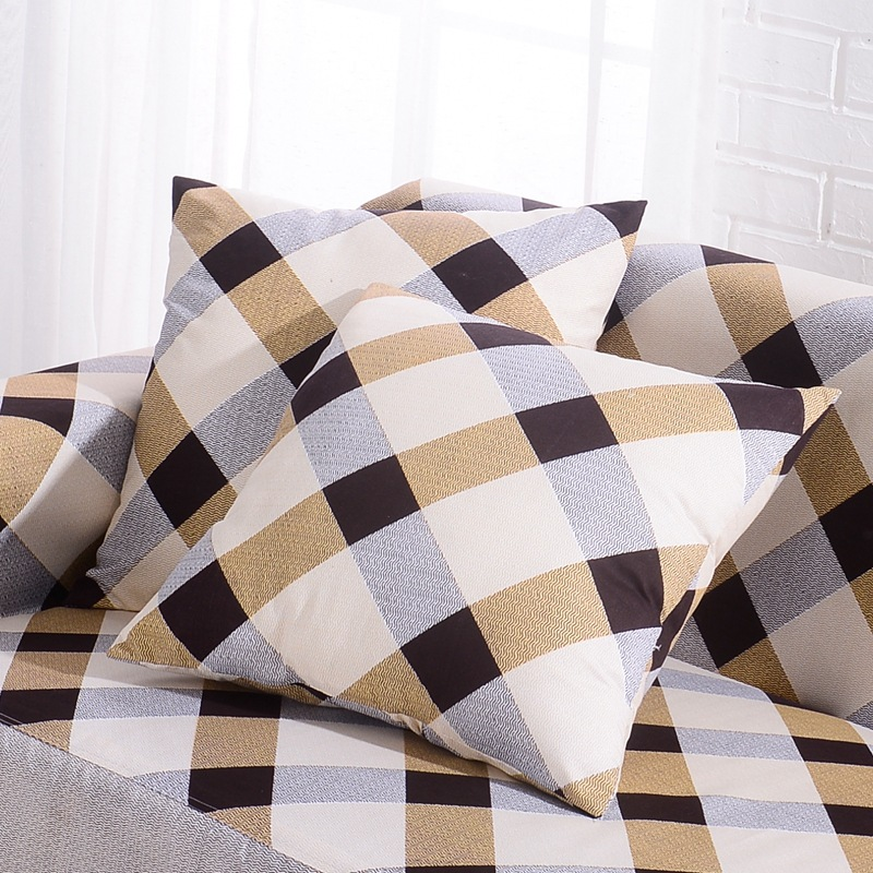 Active pillowcase, simple and stylish cushion cover, pastoral pillowcase, single product cushion cov