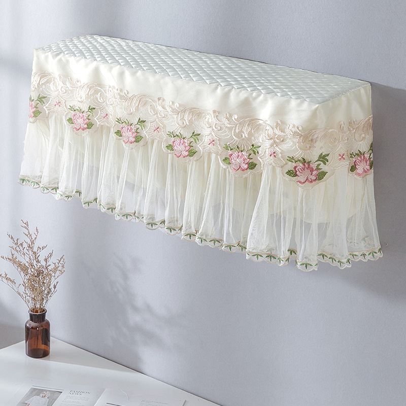 CLWJ Air conditioning cover hanging machine dust cover sleeve bedroom hanging large 1.5P horses all