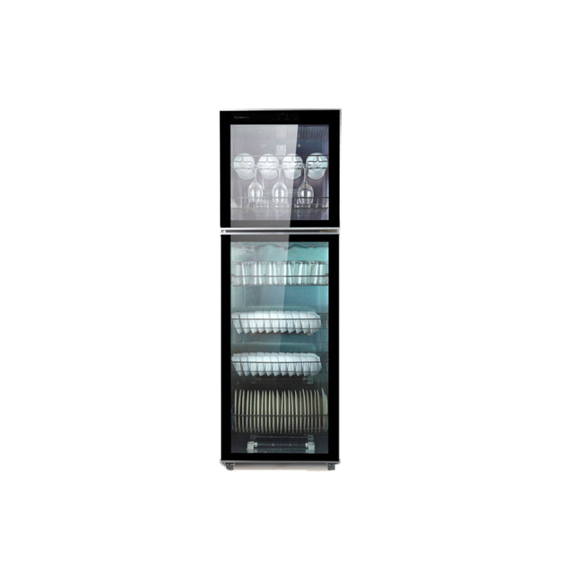 ZTD350K-2U Disinfection Cabinet Vertical Household Hotel High Temperature Commercial Disinfection Cu