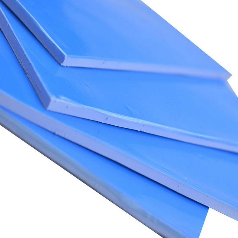 XINKE Professional supply of high thermal conductivity heat dissipation silicone sheet 0.5mm insulat