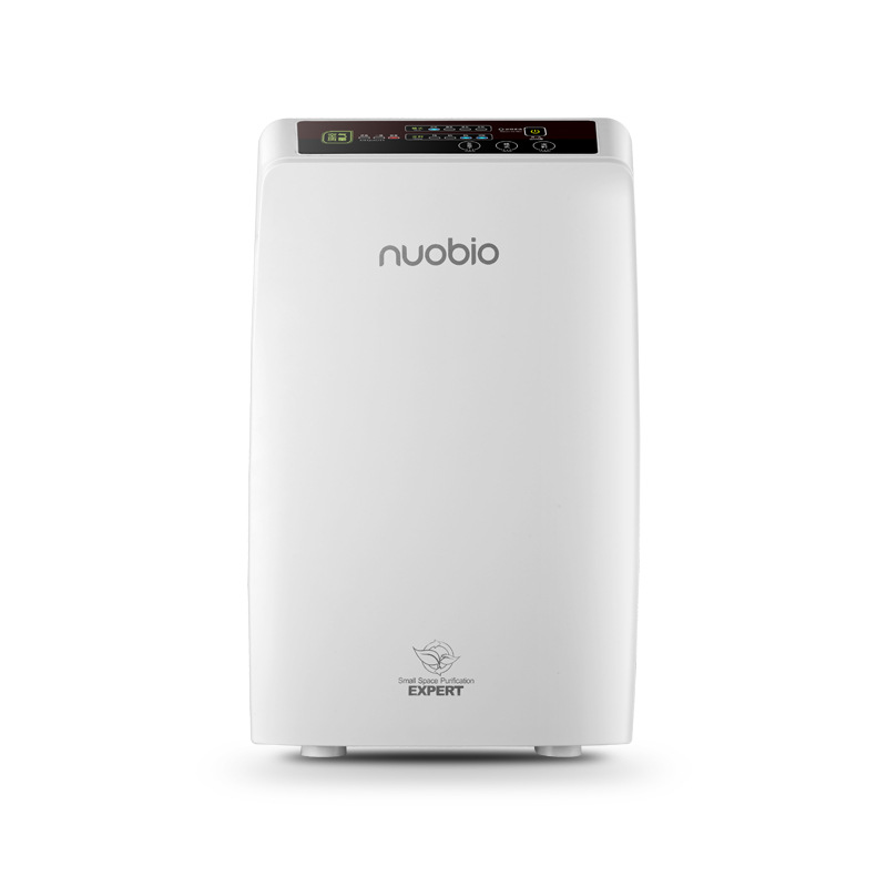 NUOBIKE Air purifier household bedroom negative ion sterilization in addition to formaldehyde haze P