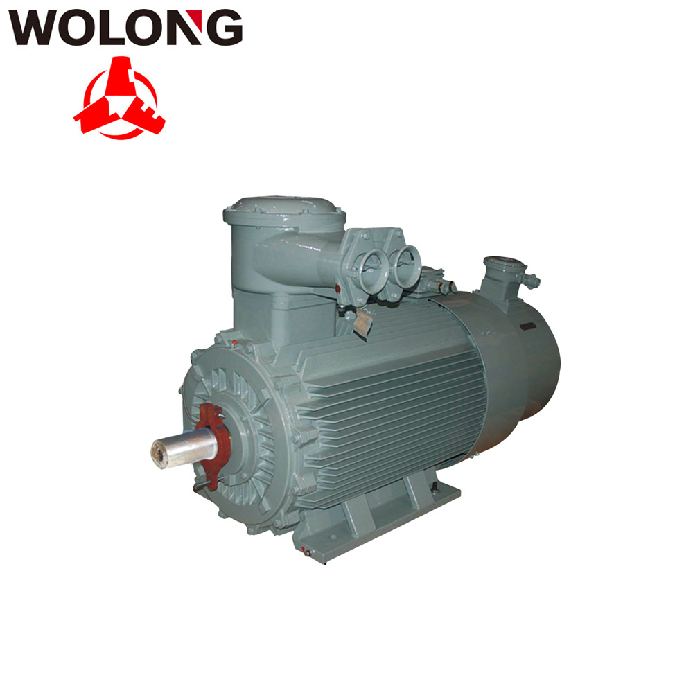 CNE 4-pole YBBP flameproof 1.1kw explosion-proof frequency conversion motor non-imported explosion-p
