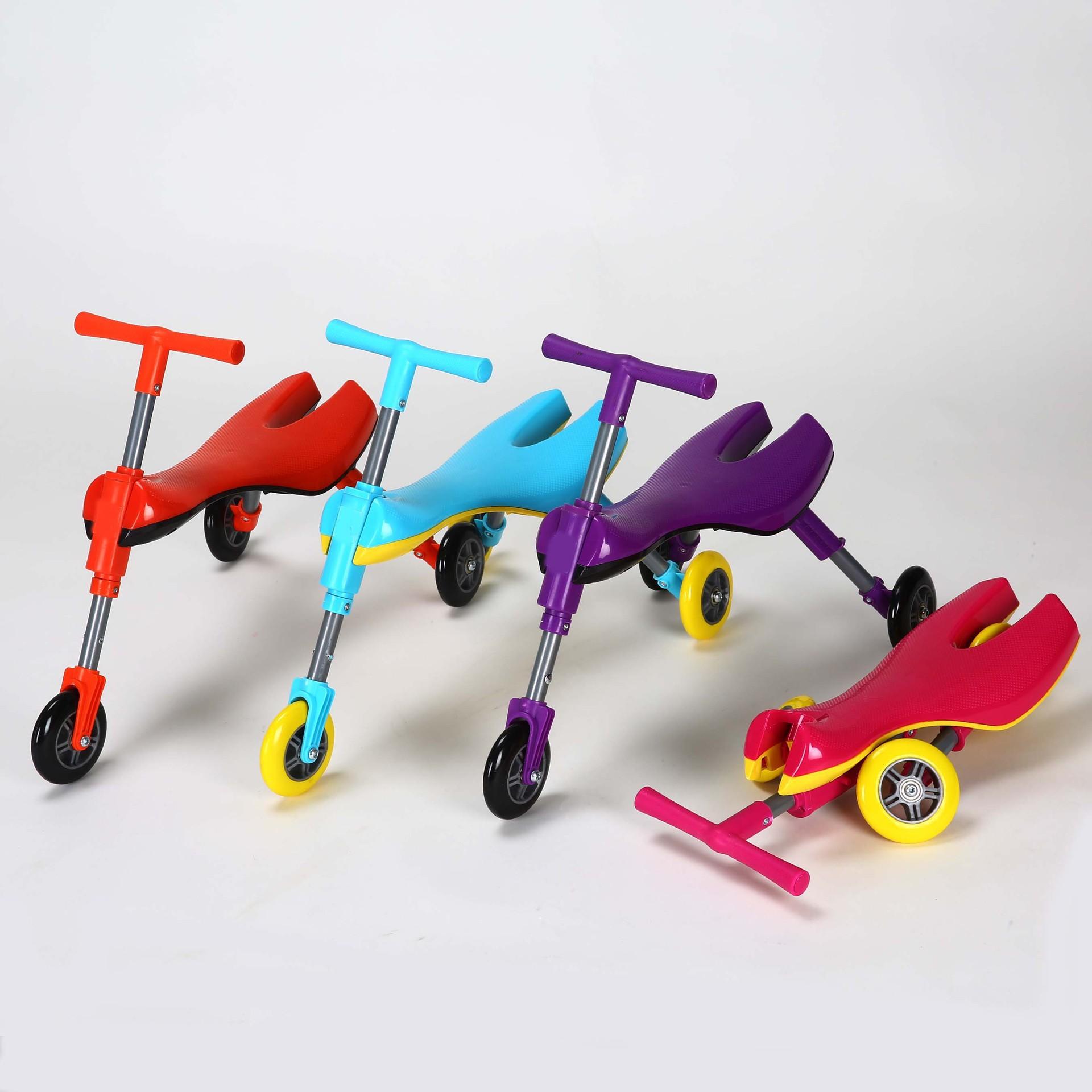 Sản xuất bán trực tiếp xe máy đồ chơi cho trẻ em Em bé đi bộ trên xe Amazon.