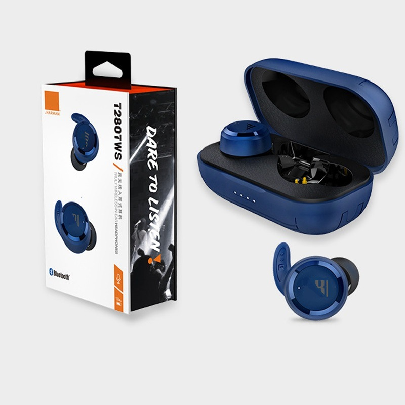 T280TWS bluetooth headset 5.0 wireless mini in-ear running driving suitable for Apple Android univer