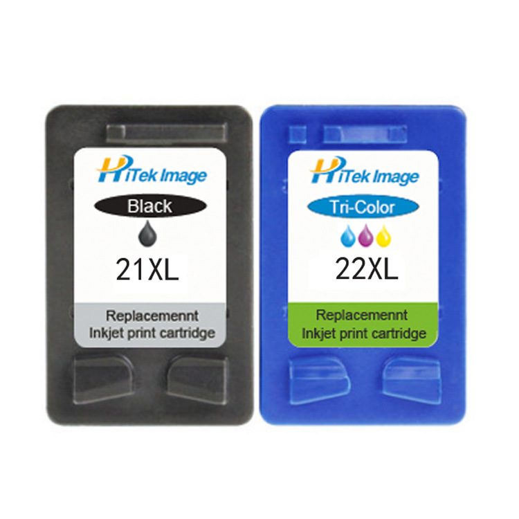 Hitek imag Suitable for compatible HP21 ink cartridges HP22 ink cartridges large capacity C9351AA F2