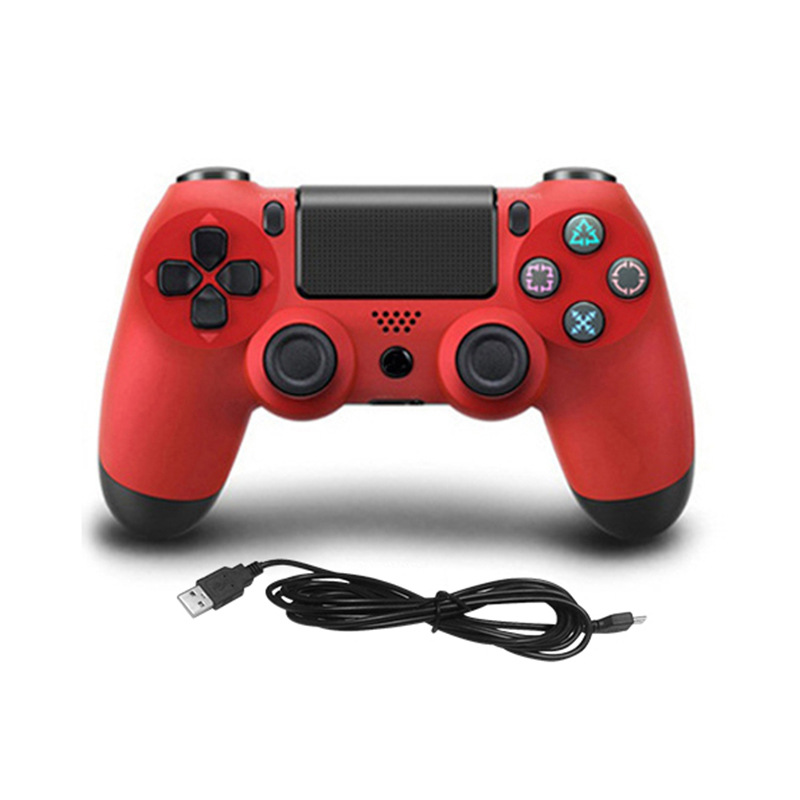 PS4 wired controller, suitable for PS4 console, game controller, game accessories