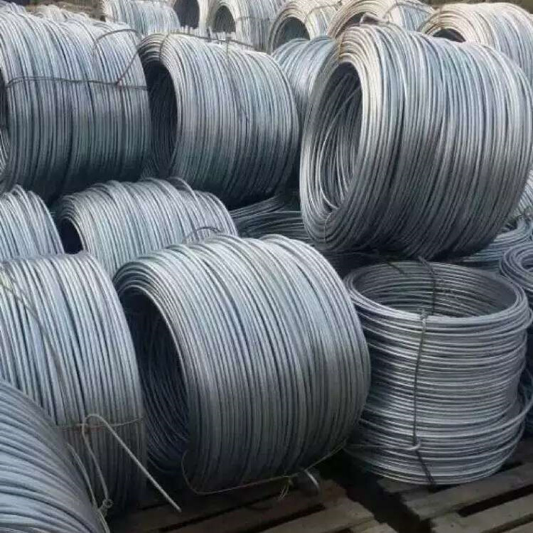 Ordinary Q195 wire rod, cut-length processing and value adjustment, hot-rolled coiled wire rod for b
