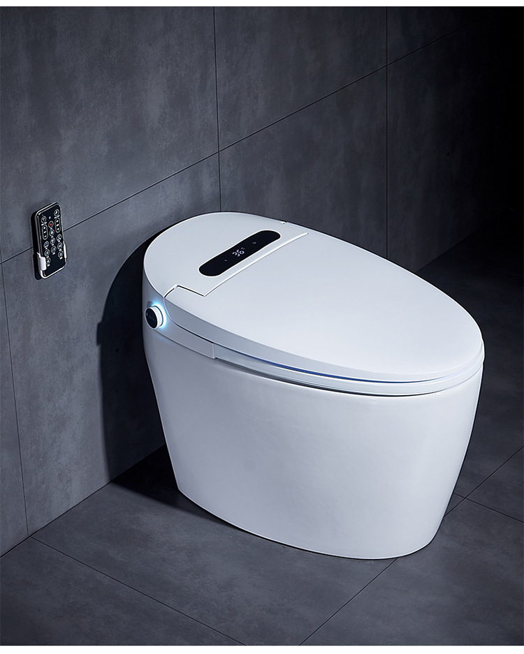 LSDN Household intelligent toilet integrated automatic toilet without water tank deodorant instant h