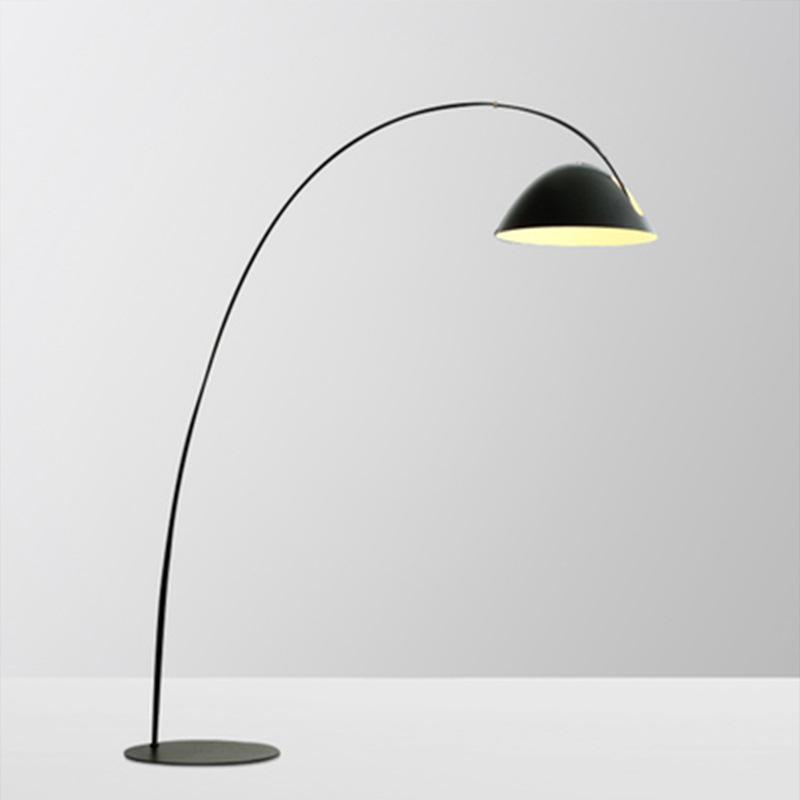 TUBILE Nordic floor lamp simple modern atmosphere home bedroom living room lighting ins style design