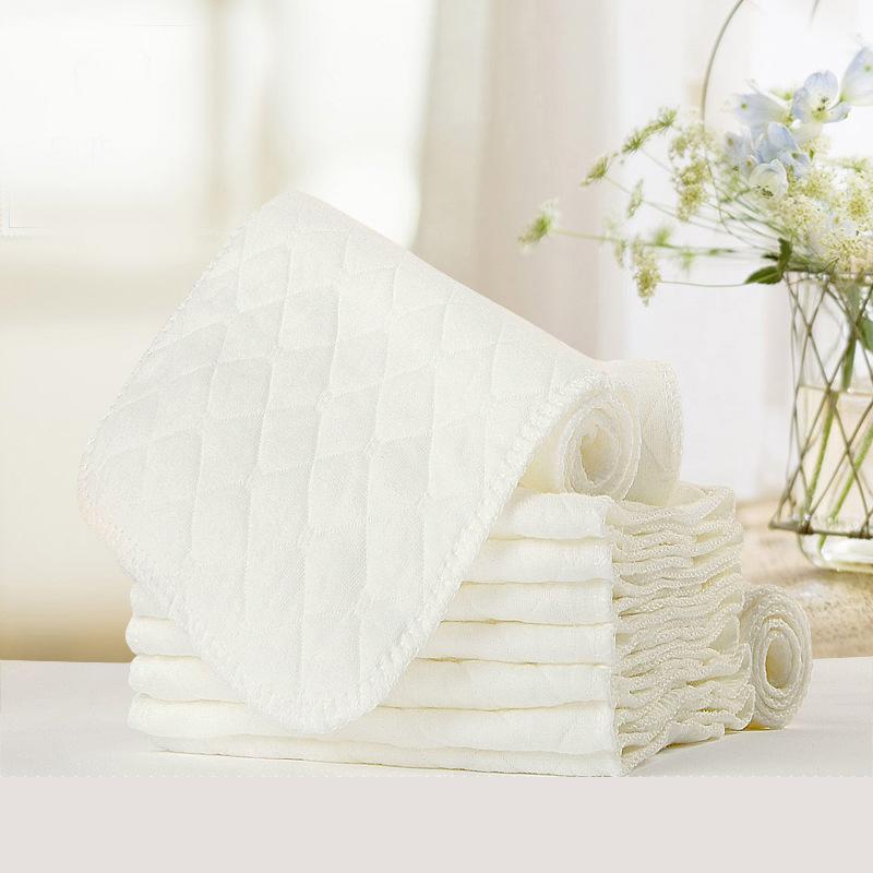 ANQIWA Tả vải Một chiếc tã cotton sinh thái ba lớp Qiwa tã trẻ em cotton nguyên chất không có chất h