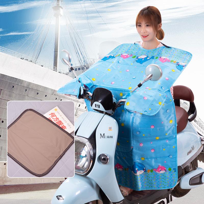 Tấm chắn gió Bán buôn kính chắn gió xe điện là kem chống nắng mùa hè ắc quy xe chống mưa là xe máy c