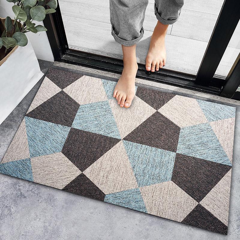 YIMEI Đệm chân Thảm lối vào, sảnh vào, thảm sàn, phòng ngủ nhà bếp, thảm phòng khách, thấm nước hộ g