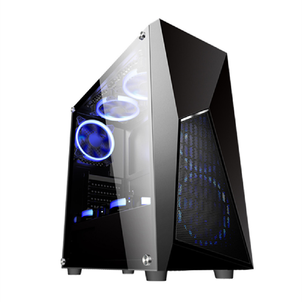 JINHETIAN E512 core I3 I5 home office game DIY assembly desktop computer