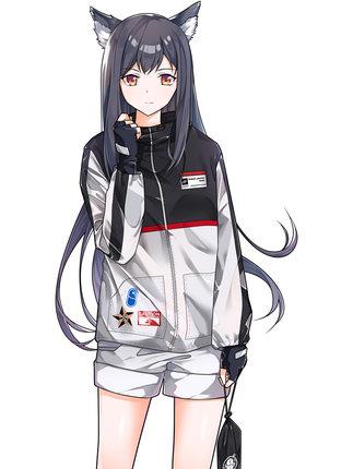 Đồ chơi hoạt hình  Anime của Moeyu Tomorrow xung quanh quần áo nam và nữ Quần áo chống nắng Texas Ar