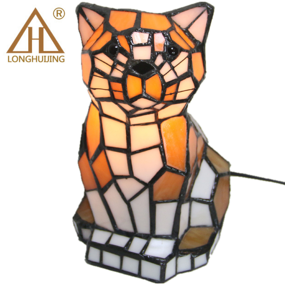 Manufacturer custom European-style lighting home wholesale home led creative animal modeling table l