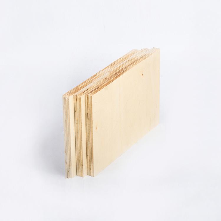 ZHENGHENG Poplar packaging sheet Multi-layer plywood Plywood 12MM plywood
