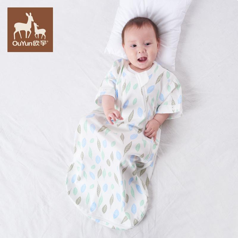 OUYUN Túi ngủ trẻ em Nhà máy bán buôn túi ngủ cho bé mùa thu và mùa đông Túi ngủ cho trẻ sơ sinh phò