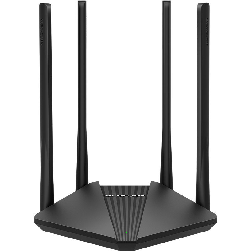 Mercury 1200M dual-band wireless router home 5G through-wall extension wireless network WiFi transmi