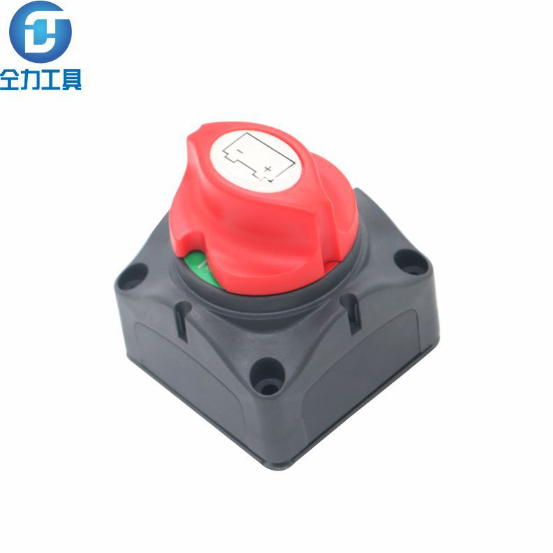 TONGLI Two-speed main power switch, high current car battery power-off switch, RV knob switch, yacht